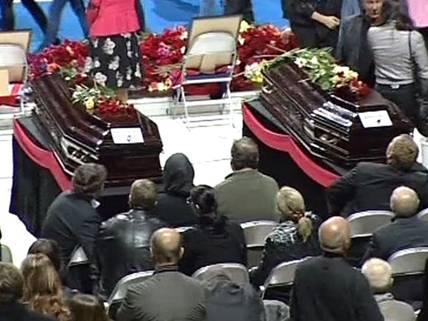 Похороны все ними связано