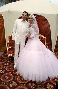 фото волочкова свадьба
